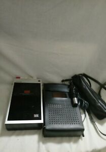 Sony-TC-110A-Solid-State-Tapecorder-Cassette-Recorder-Tape-Player-w-Mic