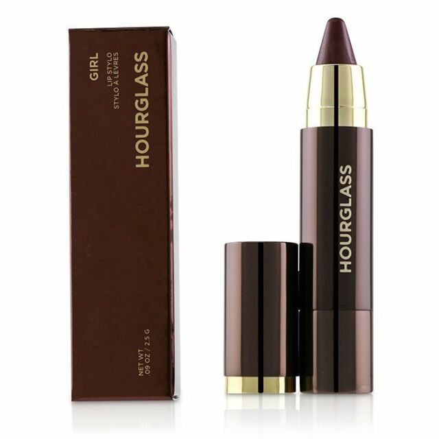 HourGlass Girl Lip Stylo - # Warrior (Deep Plum) 2.5g Make Up & Cosmetics