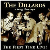 The Dillards - First Time Live [new Cd] on Sale
