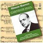 Simon Barere: Live Recordings at Carnegie Hall, Vol. 3 (2001)