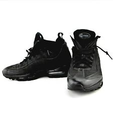 Nike Air Max 95 Sneakerboot Triple Black Blackout BOOTS