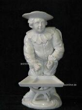 . Höchst Porzellan Figur Figurine Rokoko Musiker spielt ähnlich Xylophon ?