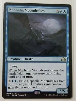 4x Nephalia MoondrakesNM//MShadows over InnistradMagic MTG