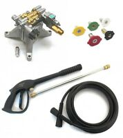 Power Pressure Washer Water Pump & Spray Kit Westinghouse Wp2700 Wp2800