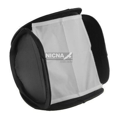 "9inch 9"" Mini Portable softbox soft box Diffuser for Photograph/Flash/Speedlite/"