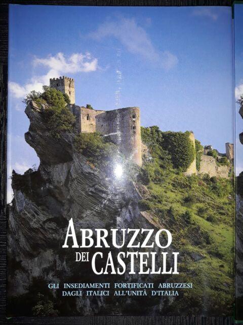 ABRUZZO DEI CASTELLI - CARSA EDIZIONI - 1993 - CON COFANETTO