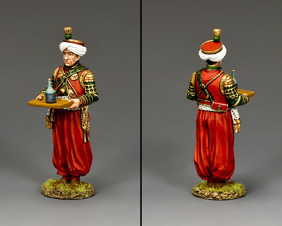 KING KING AND COUNTRY NAPOLEONIC The Faithful Roustan NA450