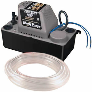 Liberty Pumps LCU-20ST - Automatic Condensate Pump w/ Safety Switch & Tubing ...