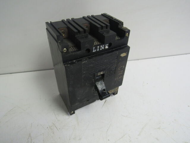 Square D 999370 70 Amp 3 POLE 999  CIRCUIT BREAKER