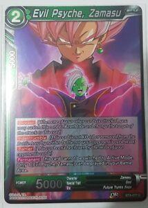 BT3-077 Foil Common Dragon Ball Super TCG Evil Psyche Zamasu