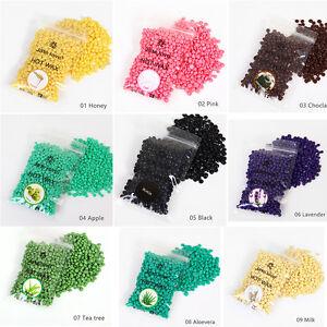 50-100g-Painless-Hair-Removal-No-Strips-Multi-Depilatory-Pearl-Hard-Wax-Bead