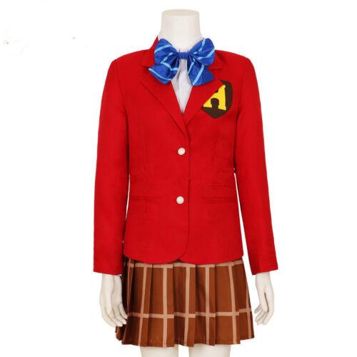 Halloween Mob Psycho 100 Shigeo Kageyama Uniform Dress Cosplay Costume