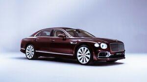 Bentley-Flying-Spur-2019-Auto-Car-Art-Silk-Wall-Poster-Print-24x36-034