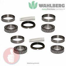 Original WAHLBERG Radlager Radlagersatz WB98085 Vorderachse