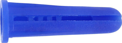 """USE #14 - #16 SCREWS 2500 PACK FAST SHIP CONICAL PLASTIC ANCHORS 5//16/"""" X 1-3//8/"""""""
