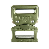 Raptor Neo 1.5 Quick Release Tactical Trouser Hunting Belt Buckle Foliage Green
