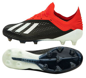 9be74b6a0 Adidas X 18.1 FG (BB9345) Soccer Cleats Football Shoes Boots