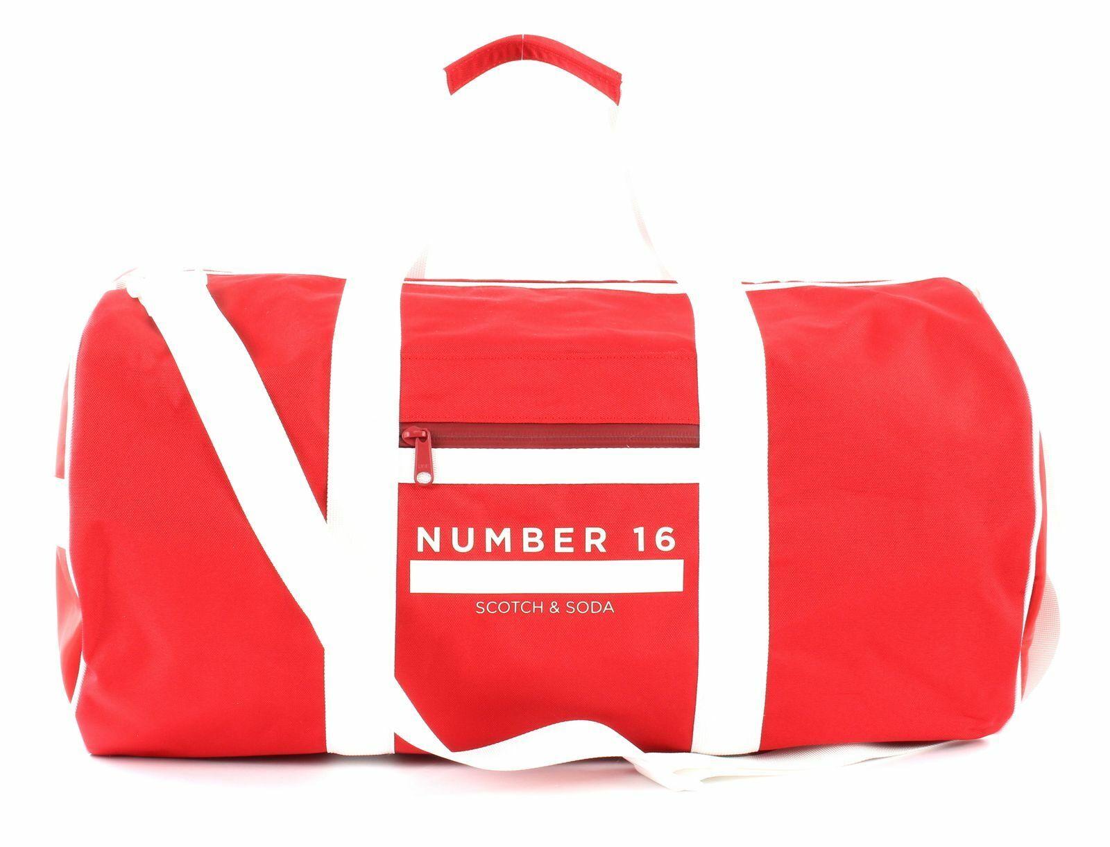 SCOTCH & SODA Ams Azulw Off Duty Bag Combo B