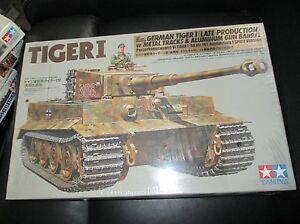 Tiger 1 1:35 scale Tamiya Model Kit 89628