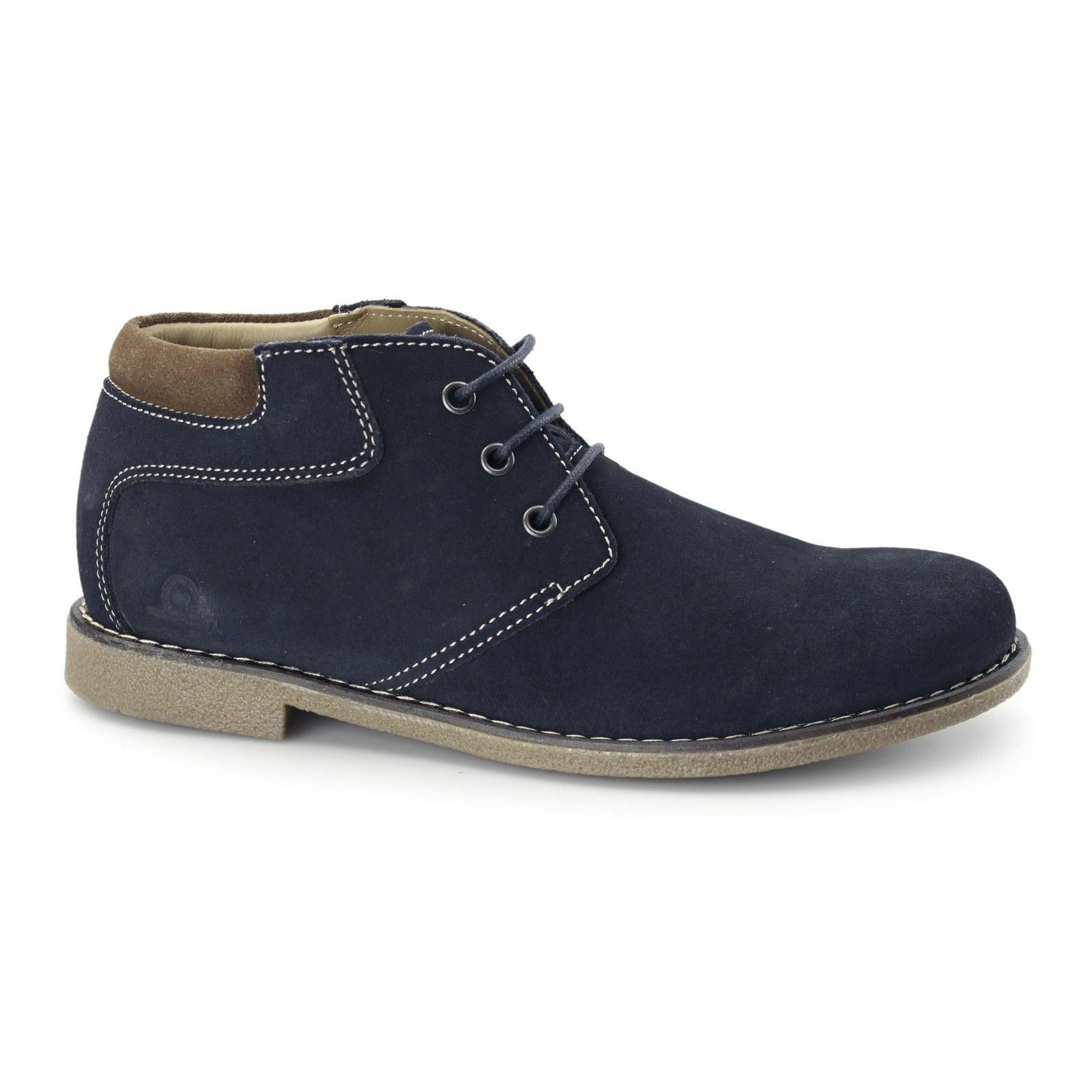 Chatham TOR navy Taglia suede desert boots in Taglia navy uk7 a uk15 715abd