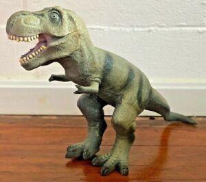 "Toys R Us Maidenhead Tyrannosaurus T-Rex Dinosaur Large Rubber Figure 19/"" Long"