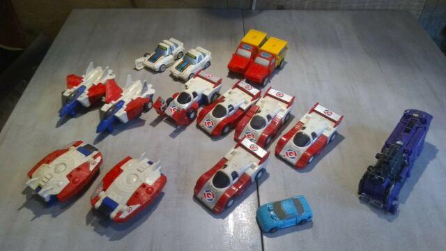 Lot of 15 Transformer Vintage Mcdonald Tomy /Japan command danger and more