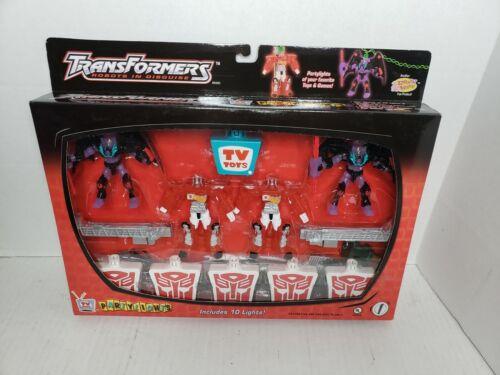 clignotant lumières décoratives usage-Excellente Détail Transformers Party