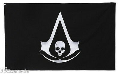 Assassin S Creed Iv 4 Pirate Black Flag Limited Collector S Edition New Rare Ebay