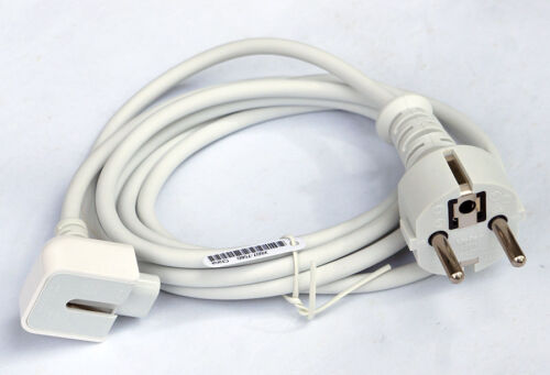 Original Extension Cable 1.8m f// Apple MacBook Power Charger Adapter EU Standard