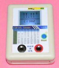 ESR-V5, Capacitor ESR Tester Internal Resistance Meter Test In Circuit ,online