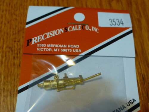 Precision Scale HO #3534 Power Reverse w//Auxiliary Air Reservoir