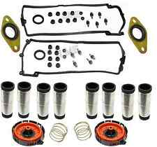 BMW x5 650i 545i 745i e66 e65 e64 e60 E63 Valve Cover Gasket Plus Set Left Righ