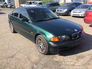 1999 BMW Série 3 323i