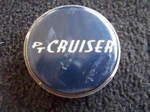 03 04 05 Chrysler PT Cruiser GT chrome alloy wheel center cap