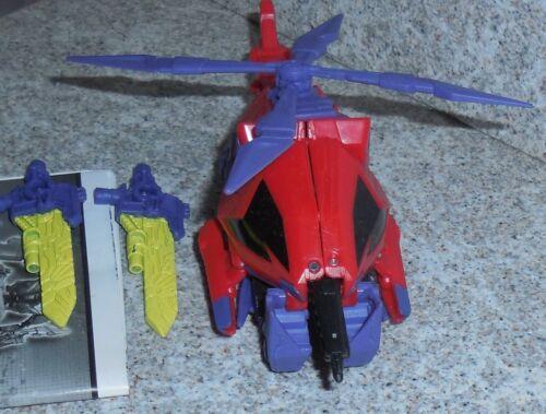 Transformers Fall Of Cybertron Vortex complet Bruticus FOC générations W Manuel