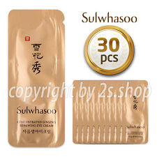 [Sulwhasoo] Concentrated Ginseng Renewing Eye Cream 1ml× 30pcs Korea Cosmetics
