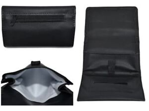 Leather-Tobacco-Magnetic-Pouch-Soft-PU-Fully-Lined-Black-Colour-Great-Quality-UK