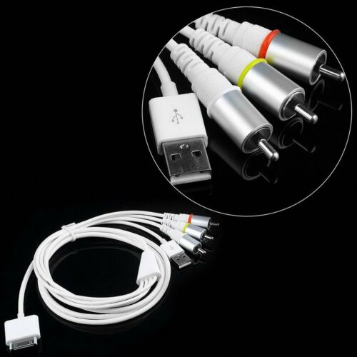 AV Kabel Adapter HDMI auf//zu 3RCA AV Cinchstecker HDTV 1080P Scartstecker YG