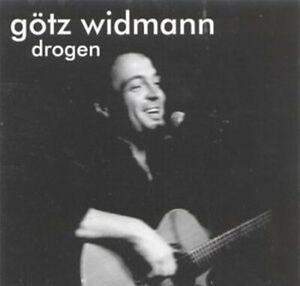 GOTZ-WIDMANN-DROGEN-CD-NEU