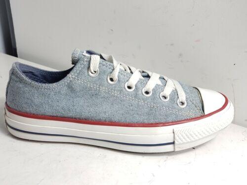 540340f Azul para deporte Wooled Heathered de Star mujer Blanco Converse All Zapatillas EHfRSxq