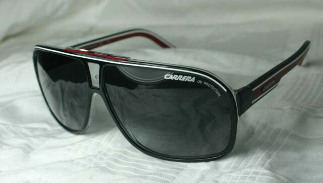 Genuine Carrera Grand Prix 2 T20 White and Brick Red Sunglasses   eBay 43bc8bb7243d