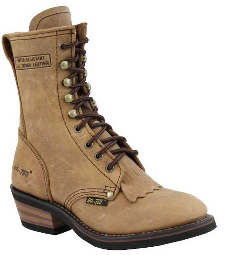 fabbrica diretta AdTec Donna Donna Donna  8  Packer Crazy Horse Leather Work Soft Toe avvio 8224  prezzi bassi di tutti i giorni
