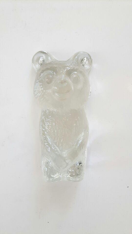 Glas bjørn