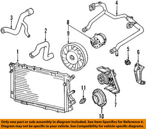 image is loading audi-oem-01-04-a6-quattro-engine-coolant-