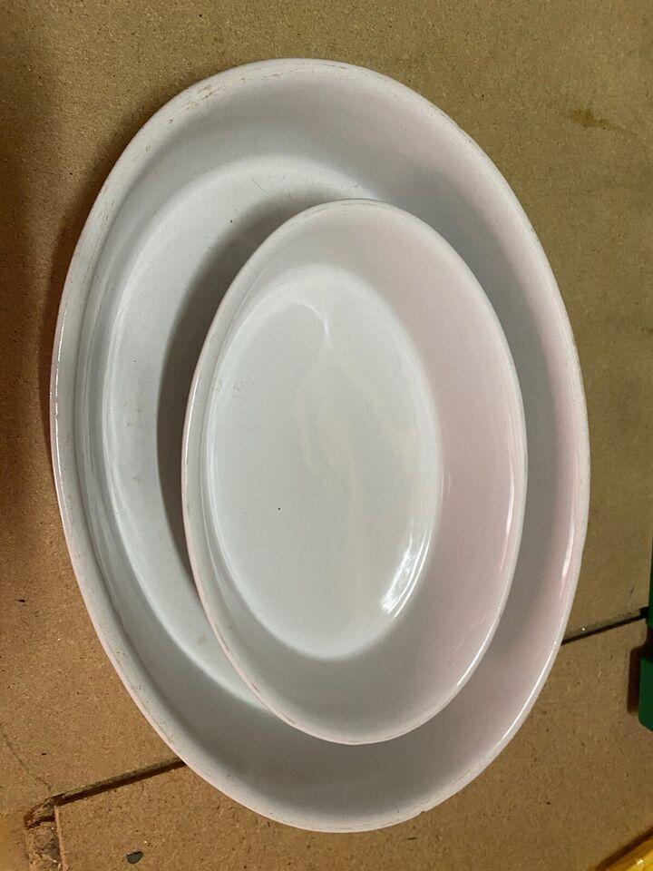 Porcelæn, Service kander tallerkner