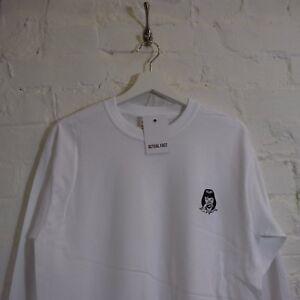 4db74ce14 Pulp Fiction x Mia Wallace Cocaine Tarantino White Long Sleeve Tee T ...