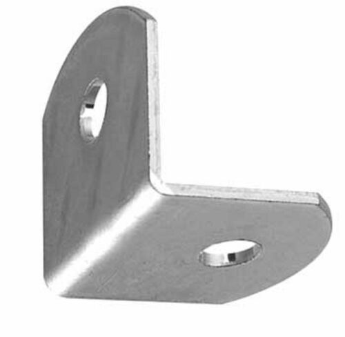 Angled Bracket Zinc-Plated Steel For Furniture Assembly