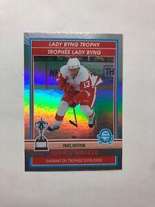 2008-09-O-Pee-Chee-Rainbow-Trophy-Winner-Lady-Bang-Patel-Datsyuk-TW7