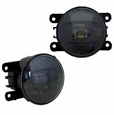 LED Front Bumper Fog Lamps lights for Land Rover Discovery 4 2010-12 DRL