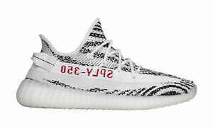 a1340ec3d1a2a adidas Yeezy 350 Boost V2 Zebra UK 9.5 for sale online